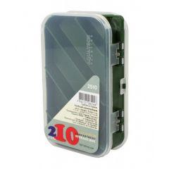 Коробка Aquatech  2510 двусторонняя, 10 ячеек