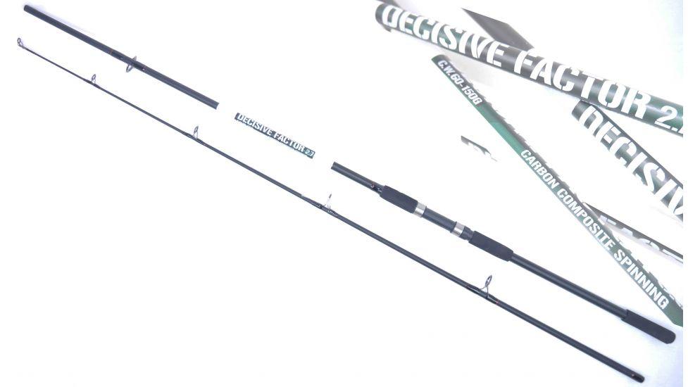 Спиннинг Decisive Factor Carbon Composite (60-150гр.)
