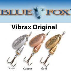 Набор блесна  Blue Fox Original Vibrax №3 три цвета.