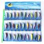 Планшет уловистых воблеров Fishing Tackle (30 шт)