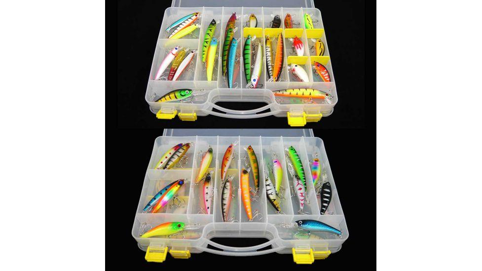 Набор воблеров Proberos Mixed Fishing Lures  6 моделей 43 раскраски