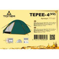 Универсальная палатка Totem Tepee 4