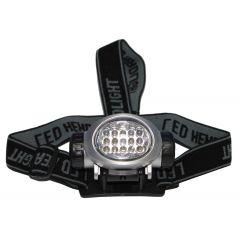 Налобный фонарь bl-603  8 светодиодов