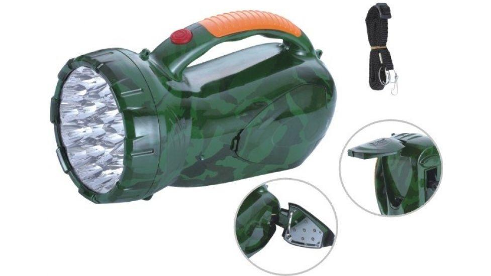Фонарь аккумуляторный yj-2807