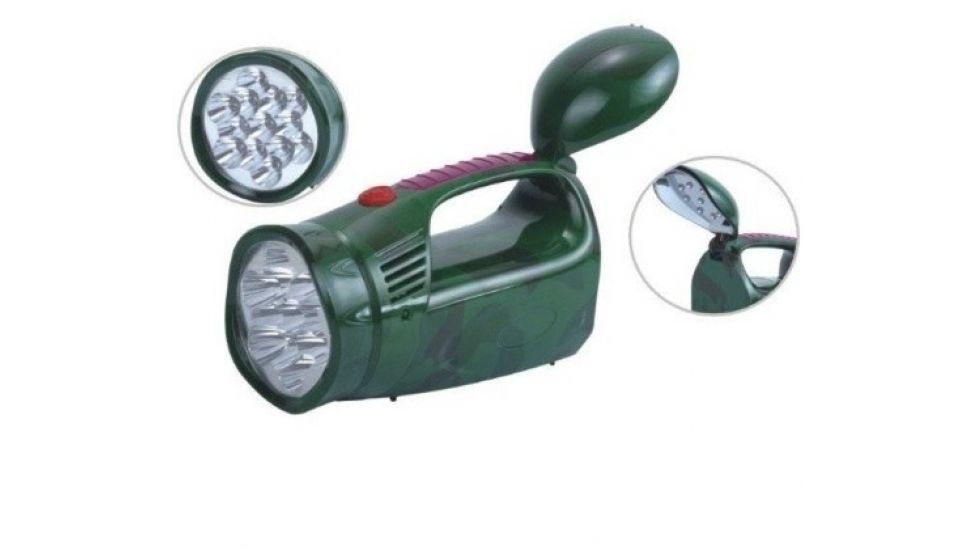 Фонарь аккумуляторный yj-2809