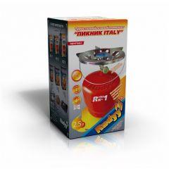 Газовый примус Пикник-Italy Rudyy Rk-1 2,5 литра