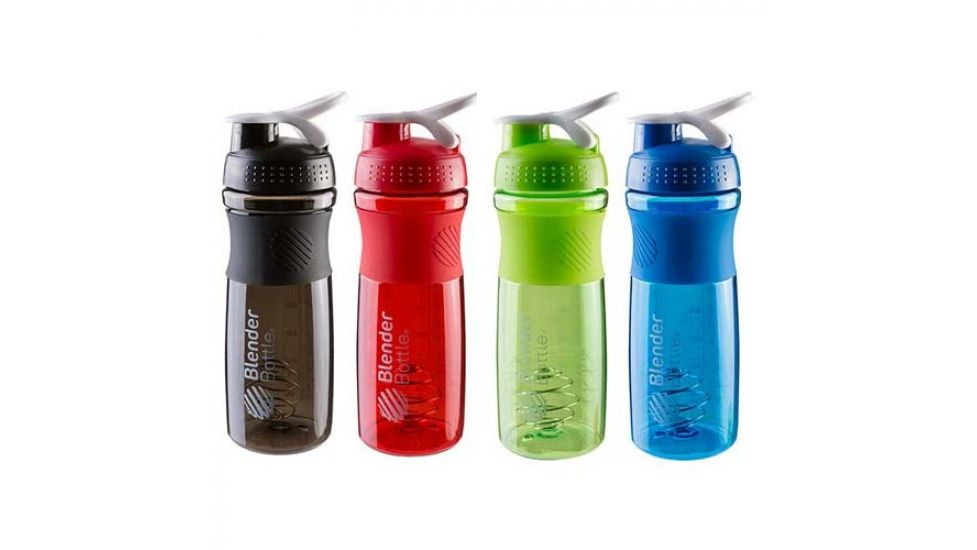 Бутылка для воды Blender Bottle 760мл, шейкер