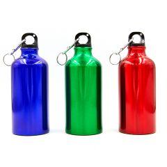 Бутылка для воды алюминиевая с карабином SP-Planeta 500 мл L-500