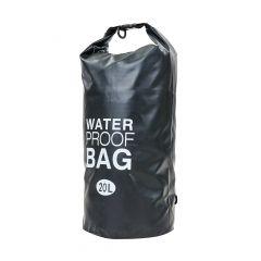 Водонепроницаемый гермомешок с плечевым ремнем Waterproof Bag 20л ty-6878-20