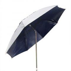 Зонт универсальный рыбацкий круглый 1.6 м антиветер с наклоном