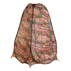 Палатка-душ 100*100*185см, камуфляж