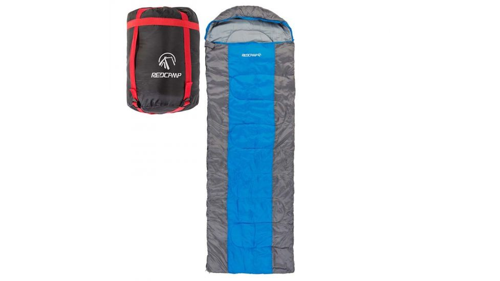 Спальник Redcamp 1,4 кг, 220*75cm, 300гр/м