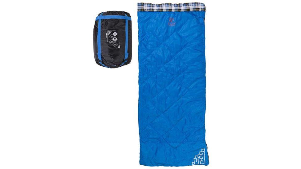Спальник Redcamp 2кг, 190*84cm, 400гр/м